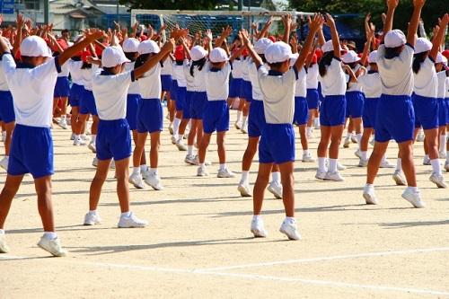 NHK【ラジオ体操】今も不変で凄い!みんなの体操がプラスになってる